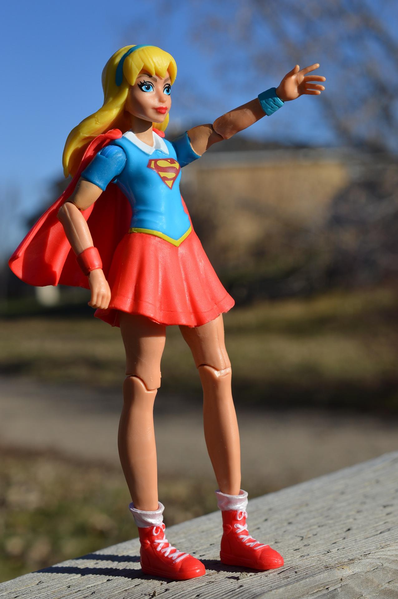 Czy jesteś super bohaterką??