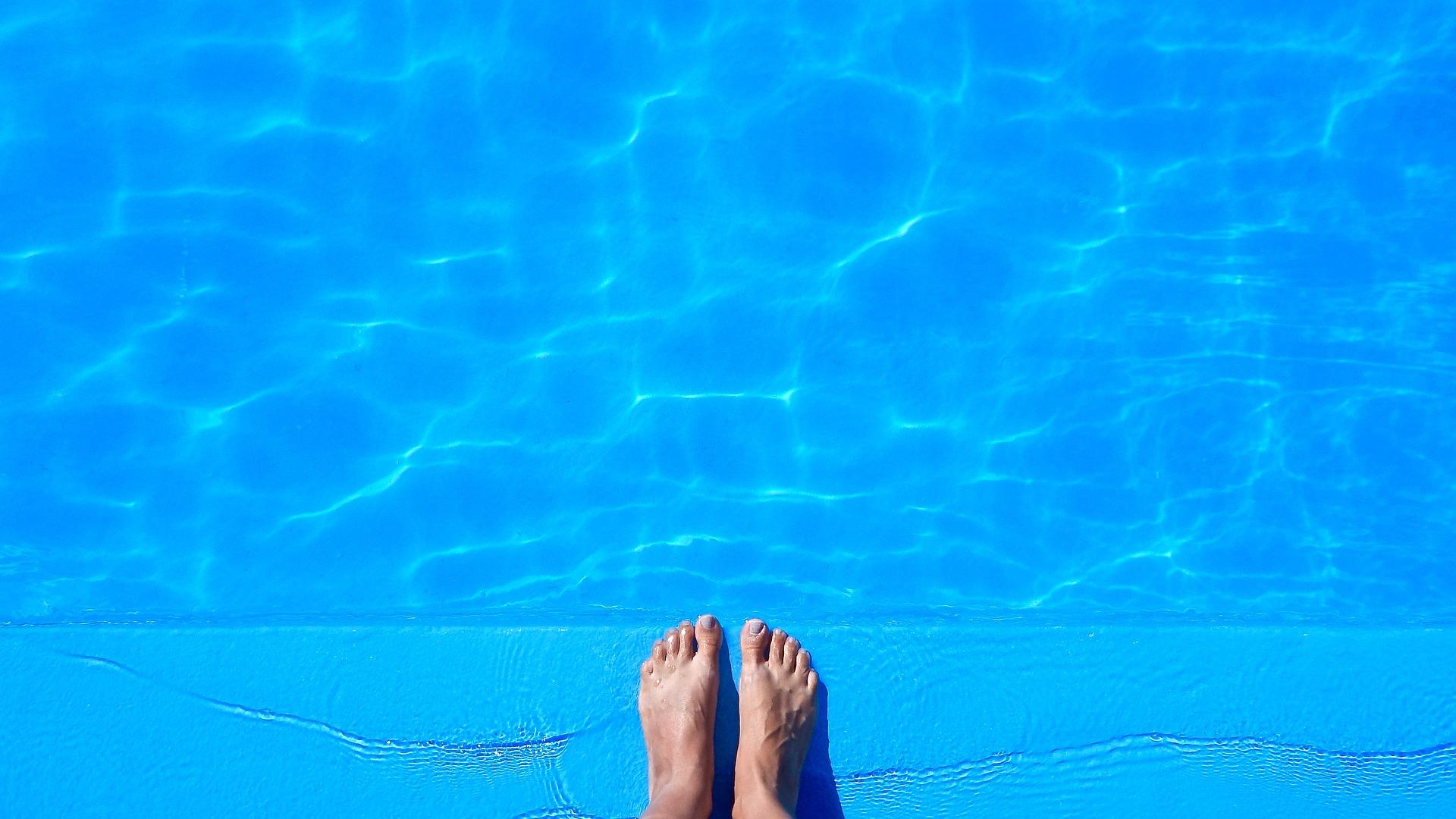 Jak zgotować sobie piekło na basenie z niemowlakiem? Poradnik ;)